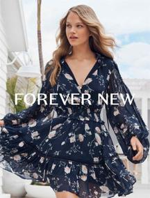 Forever New : New Women's Collection (27 Jul 2019 - While Stocks Last)