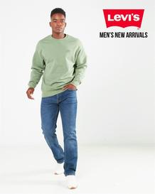 Levi's : Men's New Arrivals (Request Valid Date From Retailer)
