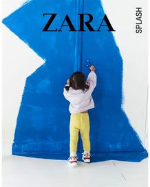 Zara : Splash Baby girl (21 Sep - 25 Nov 2018)