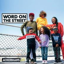 Ackermans : Word On The Street (4 Mar - 7 Apr 2019)