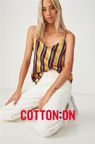 Cotton On : New Women's (28 Jan - 03 Mar 2019)