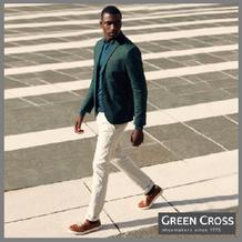 Green Cross : Men's Lookbook (22 Oct - 02 Dec 2018)