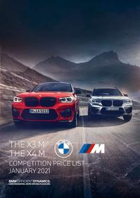 BMW : The X3 M & X4 M (Request Valid Date From Retailer)
