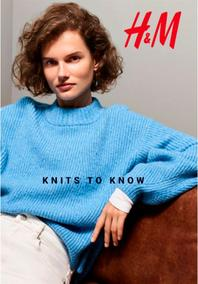 H&M : Knits To Know (15 Jan - 11 Mar 2018), page 1