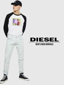 Diesel : Men's new Arrivals (26 May - 28 July 2020)