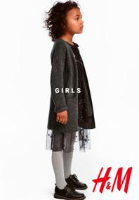 H&M : Girls (15 Jan - 11 Mar 2018), page 1