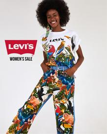 Levi's : Women's Sale (Request Valid Dates From Retailer)