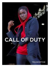 Truworths : Call Of Duty Collection (25 Jun - 12 Aug 2018)