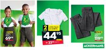 Ackermans : Back To School (03 Jan - 27 Jan 2019)