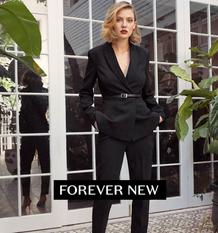 Forever New : New Collection (24 Aug - 30 Sep 2018)