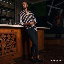 Markham : Men's Lookbook (25 Mar - 05 May 2019)