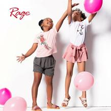Rage : Kid's Look book (15 Mar - 21 Apr 2019)