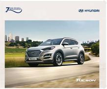 Hyundai : New Tucson (Request Valid Dates From Retailer)