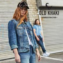 Old Khaki : New Collection Women (13 Aug - 16 Sep 2018)
