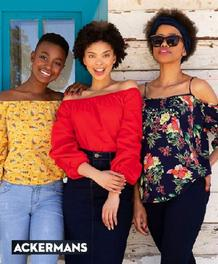Ackermans : Women's Lookbook (01 Feb - 03 Mar 2019)