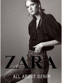 Zara : All About Denim (21 Sep - 25 Nov 2018)