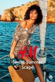 H&M : Sweet Summer Scape (24 May - 08 Jul 2019)
