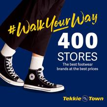 Tekkie Town : Latest Offers & Specials (07 Oct 2019 - While Stocks Last)