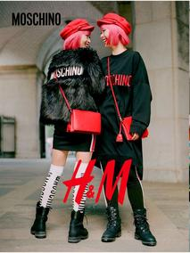 H&M : Moschino (26 Nov - 28 Jan 2019)