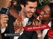 American Swiss : Celebrate With Ultimate Gifts! (03 Jan - 31 Jan 2019)