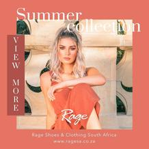 Rage : Summer Collection (23 Jan - 23 April 2020)