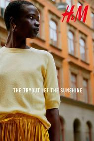 H&M : The Tryout Let The Sunshine (25 Jun - 31 Jul 2019)