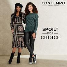 Contempo : Autumn New Arrivals (Request Valid Dates From Retailer)