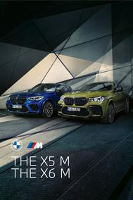 BMW : The X5 M & X6 M (Request Valid Dates From Retailer)