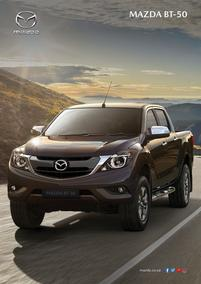 Mazda : BT-50 (Request Valid Date From Retailer)