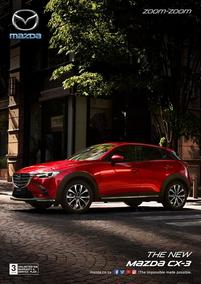 Mazda : The New Mazda CX-3 (22 Feb - 31 Dec 2019)