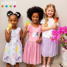 Keedo Kids : Girls Lookbook (30 Jan - 30 April 2020)