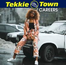 Tekkie Town : Women's Lookbook (06 Sep - 28 Oct 2018)