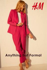 H&M : Anything But Formal (18 Feb - 13 Apr 2020)