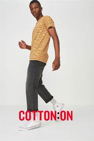 Cotton On : Mens New Arrivals (25 Feb - 24 Mar 2019)