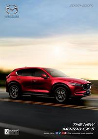 Mazda : The New Mazda CX-5 (18 May - 31 Dec 2018)