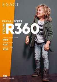 Exact : Kids Lookbook (01 Jul - 04 Aug 2019)