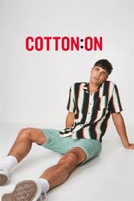 Cotton On : New Men's Arrivals (05 Dec - 05 Jan 2019)