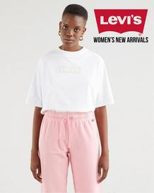 Levi's : Women's New Arrivals (Request Valid Dates From Retailer)