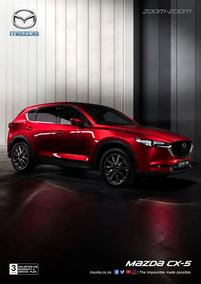 Mazda : CX-5 (28 Feb - 31 Dec 2019)