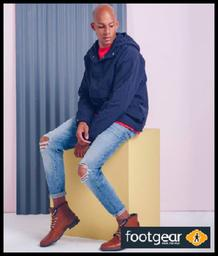 Footgear : Men's Lookbook (21 Aug - 23 Sep 2018)