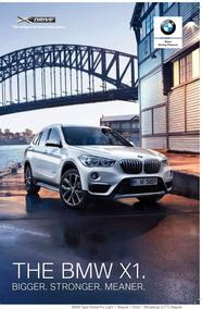 BMW : X1 (08 Jan - 31 Dec 2019)