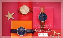 Sterns : Watch Gifts (07 Nov - 25 Dec 2018)