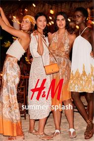 H&M : Summer Splash (24 May - 24 Jun 2019)