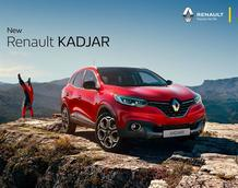 Renault : New Renault Kadjar (09 Mar - 31 Dec 2018)