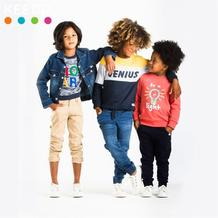 Keedo Kids : Boys Lookbook (30 Jan - 30 April 2020)