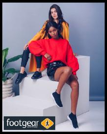 Footgear : Women's Lookbook (08 Oct - 04 Nov 2018)