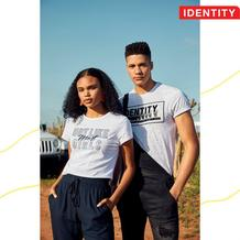 Identity : SS19 New Arrivals (04 Nov 2019 -While Stocks Last)