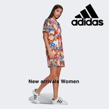 Adidas : New Women Arrivals (Request Valid Dates From Retailer)