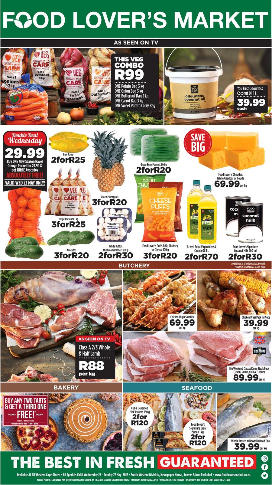 Food lovers market 23 may 27 may 2018 guzzle food lovers market 23 may 27 may 2018 page 1 forumfinder Images