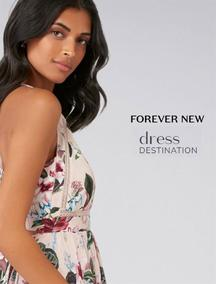 Forever New : Dress Destination (16 Nov - 16 Dec 2018)